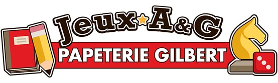 Papeterie Gilbert / JEUX A&G