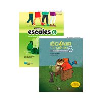 Combo ESCALES + ÉCLAIR DE GÉNIE 6e