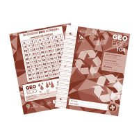 CAHIER D'EXERCICES GEOECO #104