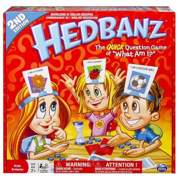 HEDBANZ - ENFANTS
