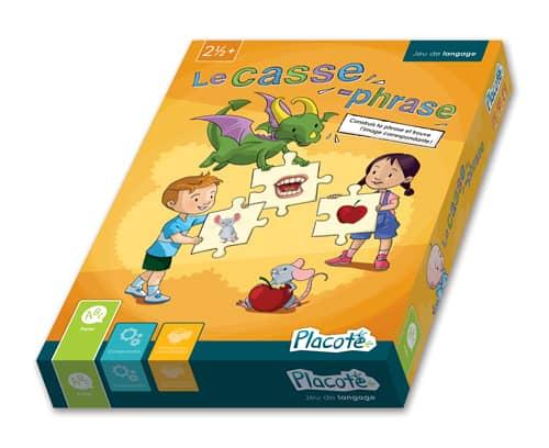 LE CASSE-PHRASE