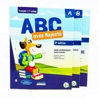 ABC AVEC MAJESTÉ 1e année
