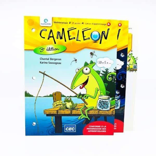 CAMÉLÉON 3e année