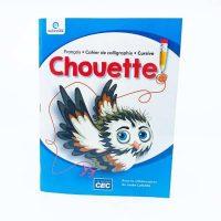 CHOUETTE ÉCRITURE CURSIVE 1e-2e année