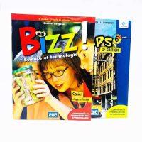 Combo BIZZ + AU FIL DES TEMPS 6e année