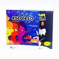 Combo ESCALES + ÉCLAIR DE GÉNIE 4e année
