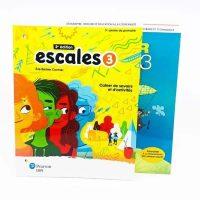 Combo ESCALES ET ÉCLAIR DE GÉNIE 3e année