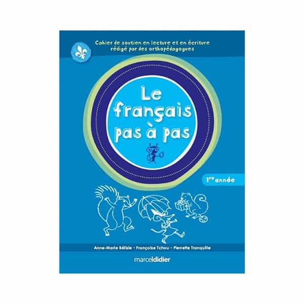 LE FRANÇAIS PAS À PAS 3e
