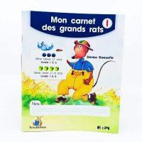 CARNET DES GRANDS RATS #1 2e année