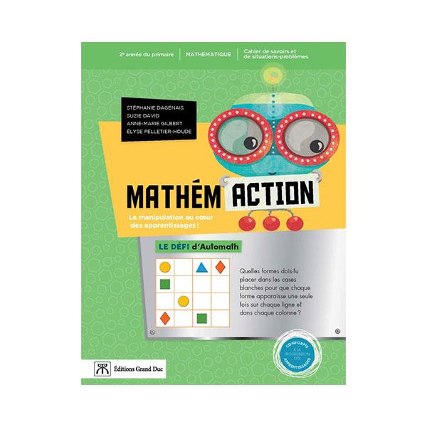 MATHÉM ACTION 2e année