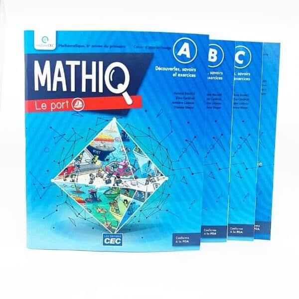 MATHIQ 6e année