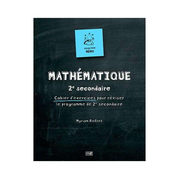 Mémo - Mathématique 2e