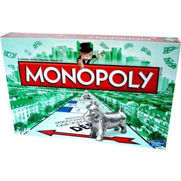 MONOPOLY - NOUVELLE ÉDITIOIN