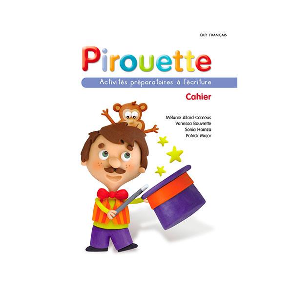 ACTIVITÉS PRÉPARATOIRES PIROUETTE