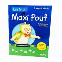 LES TRUCS DE MAXI POUF 2e année