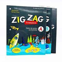 ZIG ZAG 4e année