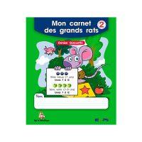 CARNET DES GRANDS RATS #2 2e année